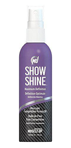 PRO TAN Show Shine Maximum Definition 118 ml (масло для блеска)