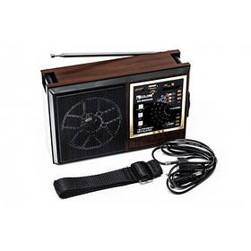 Радиоприемник GOLON RX-9922UAR с USB и SD входами