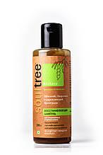 Органический восстанавливающийшампуньSoul Treeс лакричником, шикакай и питательным кокосовым маслом, 200 мл