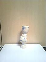 Экочеловечек Беременяша, декорирован символами, сувенир
