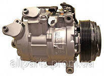 Компрессор кондиционера на Ford Fiesta VI  1.25-1.4-1.6 (2008- ),  реставрированный