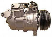 Компрессор кондиционера на Ford Fiesta VI  1.25-1.4-1.6 (2008- ),  реставрированный, фото 1