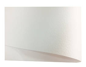 Арт.H506/246 Дизайнерский картон Ultrawhite Ivory Board, белый с тиснением молоток, 246 гр/м2