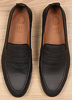 Черныe  туфли без шнуровки, фото 1
