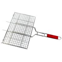 Решетка-гриль прямоугольная 37*25 СМ-2033