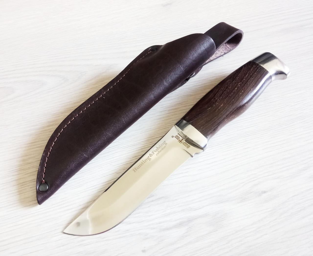 Нож охотничий ручной работы