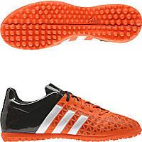 Детские футбольные сороконожки Adidas Ace 15.3 TF Junior S83225, фото 1