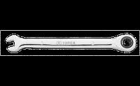 Ключ рожково-накидний вигнутий Cr-Van, М24 х 320 мм