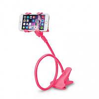 Подставка для телефона с вращающейся 360 Розовый