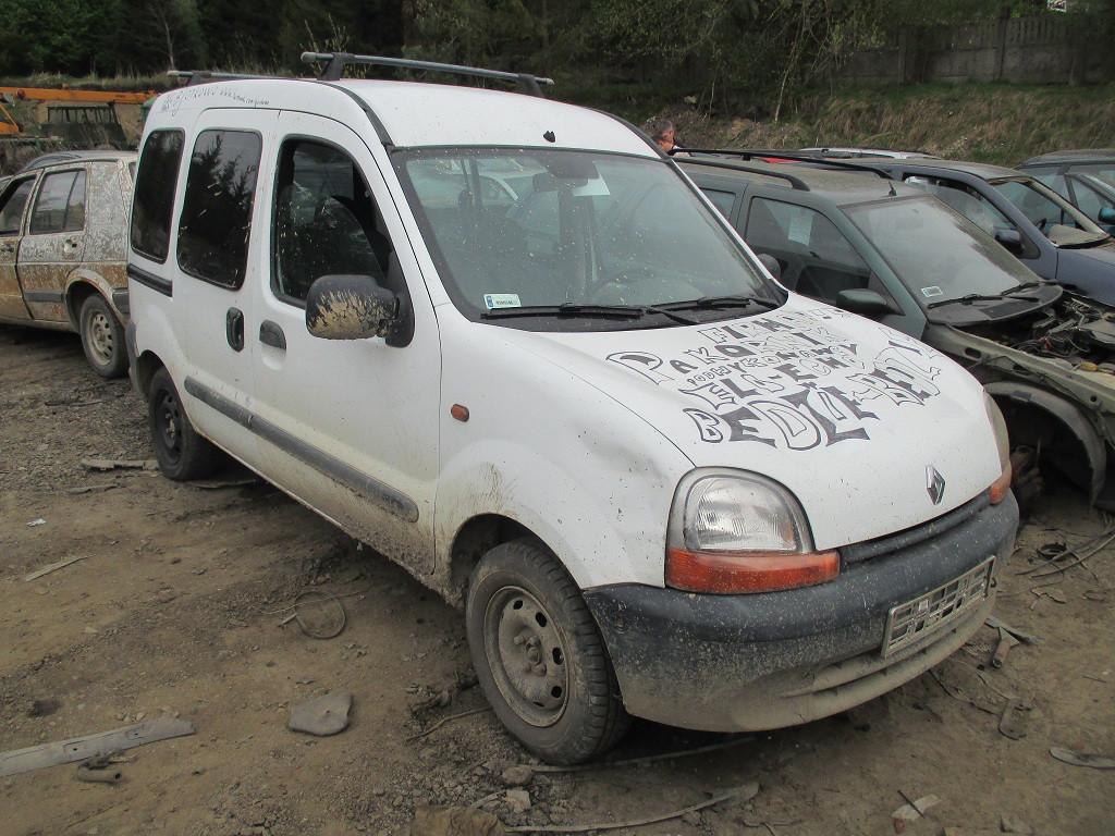 Авто под разборку Renault Kangoo 1.4