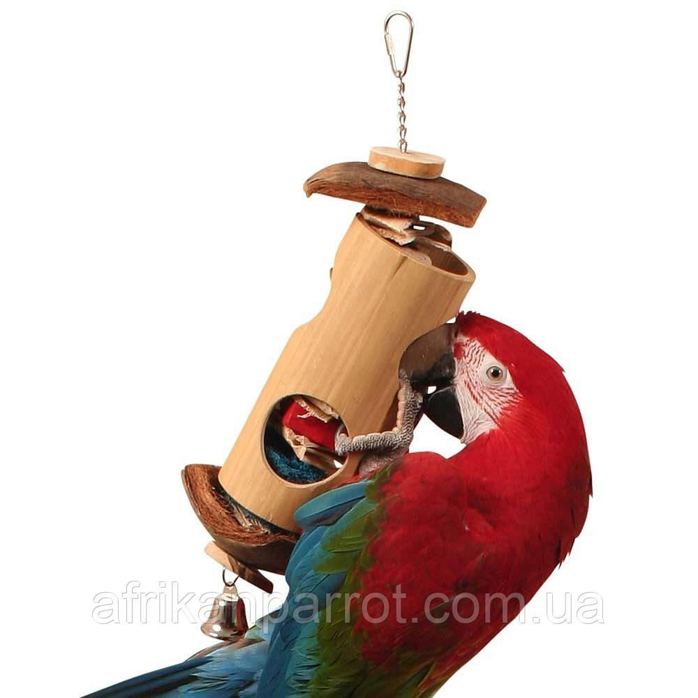 Игрушка для попугая. XL