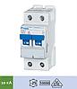 Автоматический выключатель Doepke DLS 6i C3-2 (тип C, 2пол., 3 А, 10 кА), dp09916255