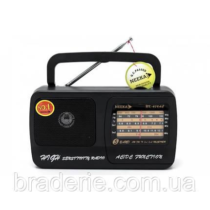 Радиоприемник NEEKA NK-308AC, фото 2