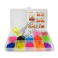 Оптовая распродажа! Резиночки для плетения Органайзер (480шт)