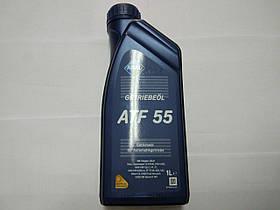 Масло гидроусилителя/трансмиссионное ARAL ATF 55 1L