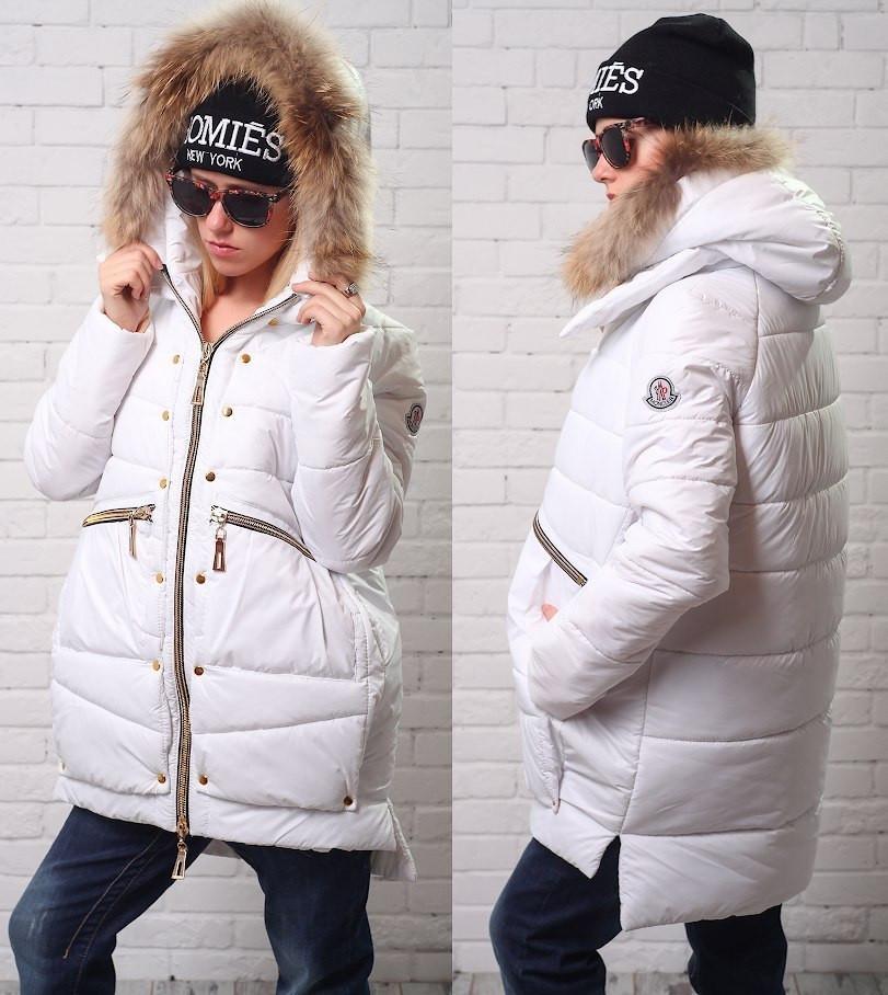 """Женская  Куртка Монклер е422 - """"ДЕВУШКА С ОБЛОЖКИ"""" стильная женская одежда оптом и в розницу от производителя в Одессе"""
