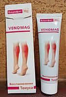 Веномаг (бывш.Веновазин) Бишофит природный минеральный венотоник,снятие тяжести в ногах,от расширения вен,100м, фото 1