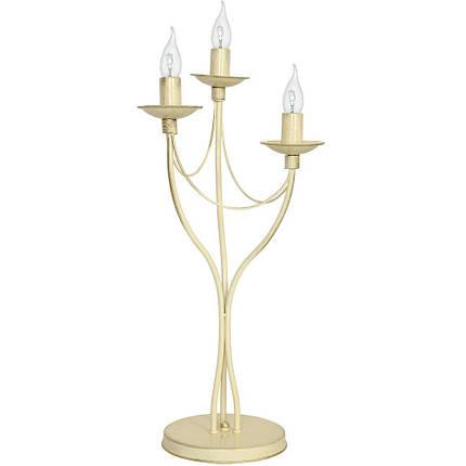 Настольная лампа  ROSSI 397B9 / D / AX, фото 2