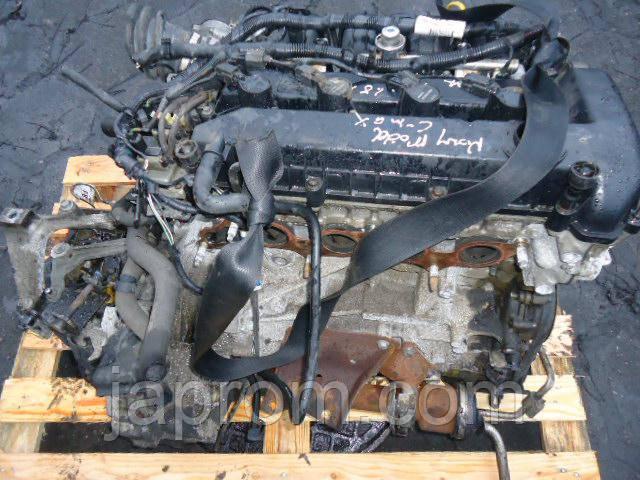 Мотор (Двигатель) Ford Mondeo Focus MK2 Cmax 1.8 16V 2006r QQDA
