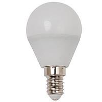 Светодиодная LED лампа Horoz Electric, 6W, 3000K, 220V, шар, Е14, Elite-6