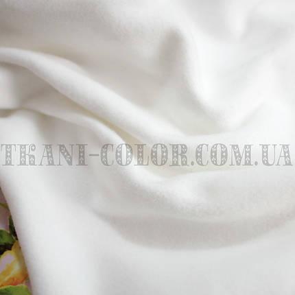 Пальтовая ткань кашемир молочный, фото 2