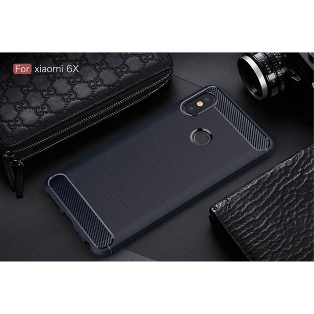 чехол Xiaomi Redmi Note 5 Pro накладка черный