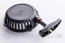 Стартер ручной (решетка, 4 зацепа) для мотокос серии 40 - 51 см, куб, фото 3