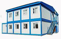 Модульные конструкции и сооружения из металла, фото 1