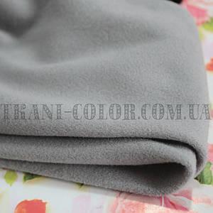 Пальтовая тканина кашемір світло-сірий