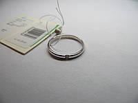 Женское кольцо с бриллиантом. Есть размерный ряд