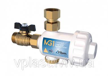 Магнитный фильтр для котла RBM MG1 белый
