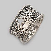Серебряное кольцо БР-0060221