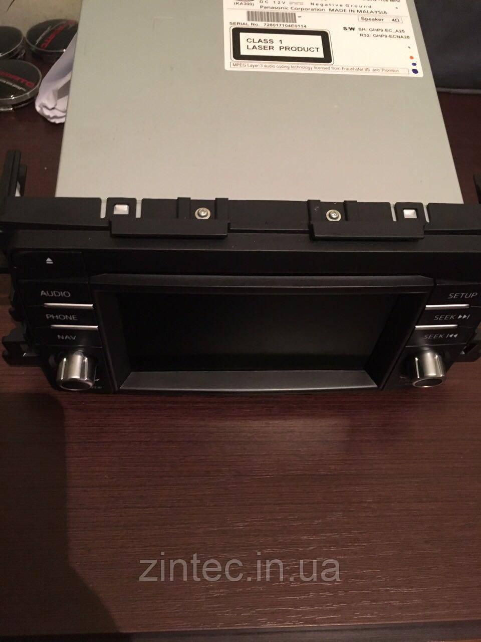 Авто-магнитолла на MAZDA 6, MAZDA CX-5 2013-15год.тел 0995454777