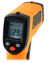 Пирометр GM320 Benetech, до 380 °C, фото 3