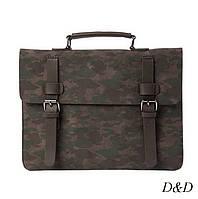 Брендовая мужская сумка QIGER