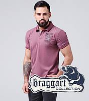 Футболка мужская Braggart - 17092 красный
