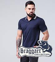 Футболка поло Braggart - 6635 синий, фото 1