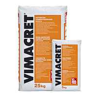 Полимерцементная ремонтная смесь. VIMACRET