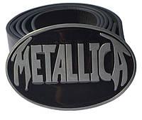 Пряжка Metallica (овальная пряга), Комплект поставки товара Пряжка (без ремня)