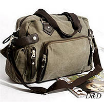 Брендовая мужская сумка DISNOCI