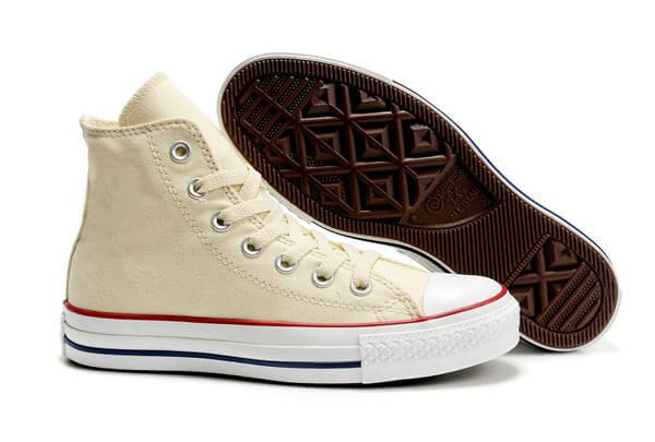 Converse All Star High Beige