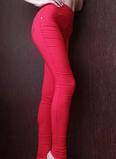 Женские лосины (джеггинсы) модель 19, фото 2