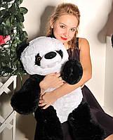 Мягкая плюшевая Панда 75 см, фото 1