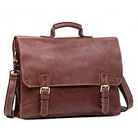 Мужской портфель Tiding Bag из кожи вола GA2095B