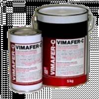 Полимерцементное покрытие для защиты арматуры от коррозии. VIMAFER-С