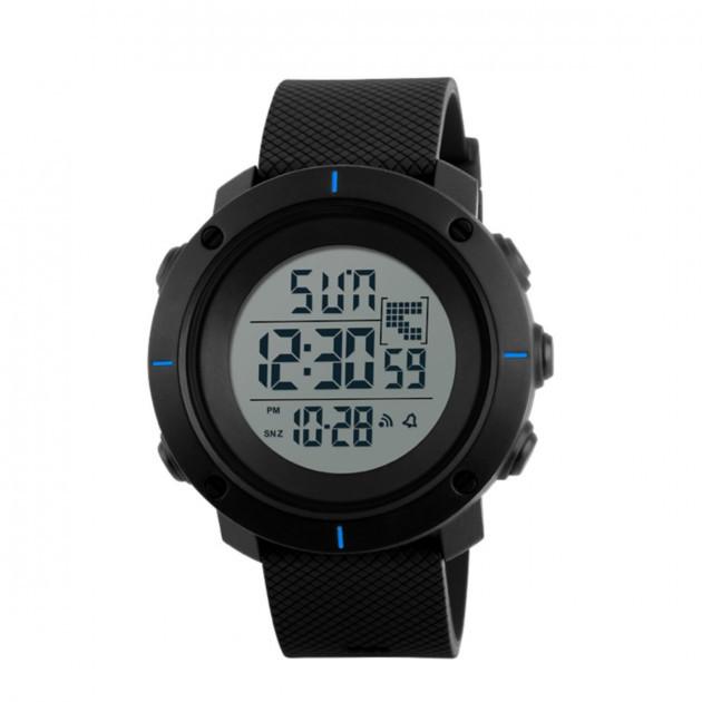 Спортивные часы Skmei 1212 Black Blue Box