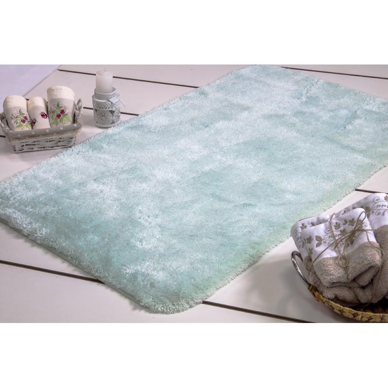 Коврик для ванной Confetti - Miami mint yesil ментол 67*120