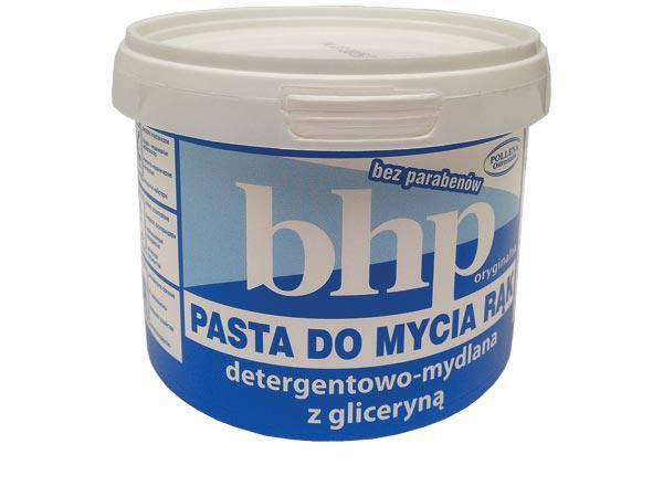 Паста для рук, очищающий BHP-PAS50, фото 2