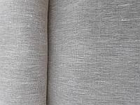 Льняная плотная неокрашенная ткань  - для сумок, чехлов, обивки стульев (шир. 50см)