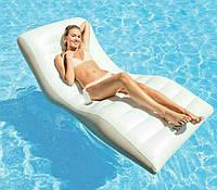 Intex 56861, надувное кресло-шезлонг для плавания
